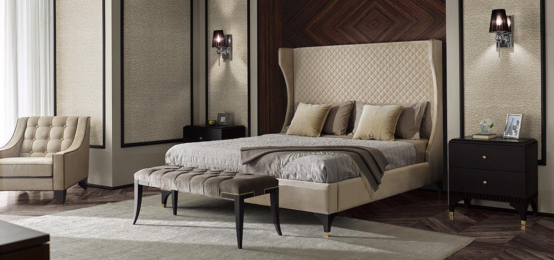 Italian bedroom furniture - Ellipse collection by Sevensedie